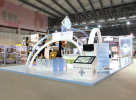 3b Exhibition Stands - Zayed Housing - Sharjah Expo 2013