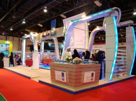 3b Exhibition Stands - ADNOC