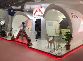 3b Exhibition Stands - Fujairah International Airport - Airshow 2016