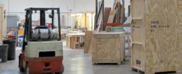 3b Exhibition Stands - Storage Services