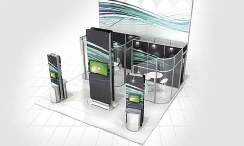 3b Exhibition Stands - Modular Exhibition Stands