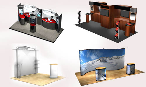 3b Exhibition Stands - Custom Exhibition Stands